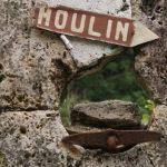 600 Jahre alte Wassermühle in Südfrankreich